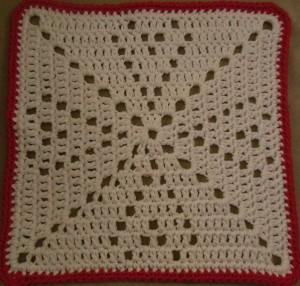 Valentine washcloth 2