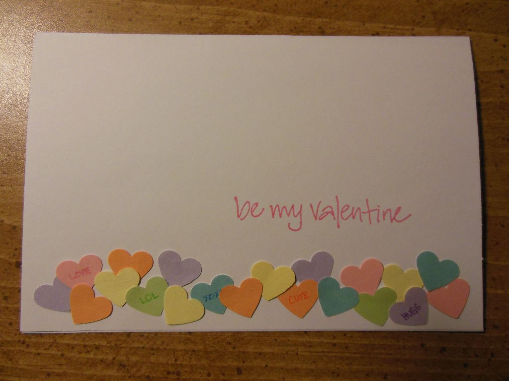 Valentine 3 2013