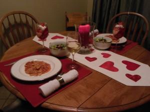 Valentine Dinner 2013