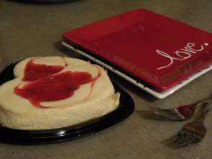 Valentine dessert 2013