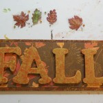 Fall sign 4
