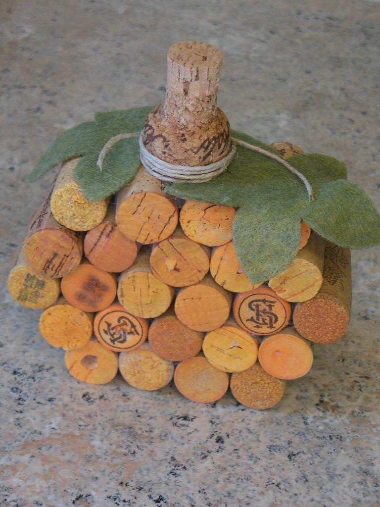 CorkPumpkin