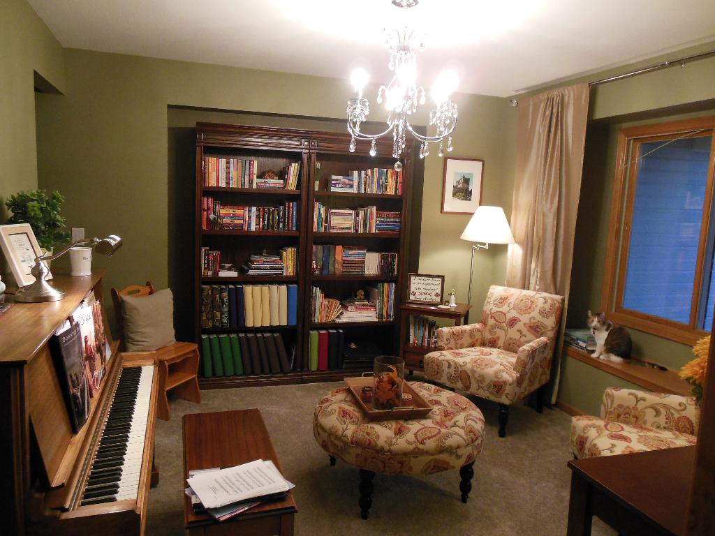 Jane Austen Room 1