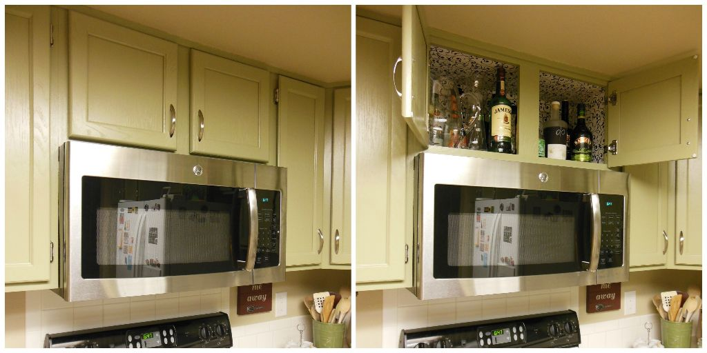 Fun Liquor Cabinet