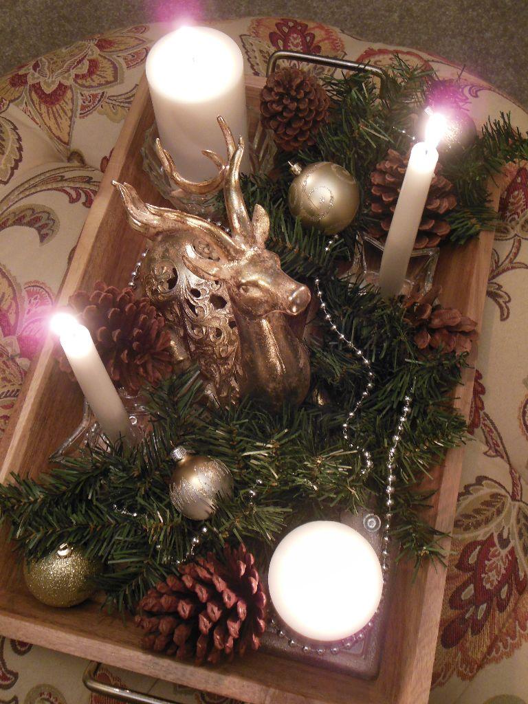 Christmas Tray 2014