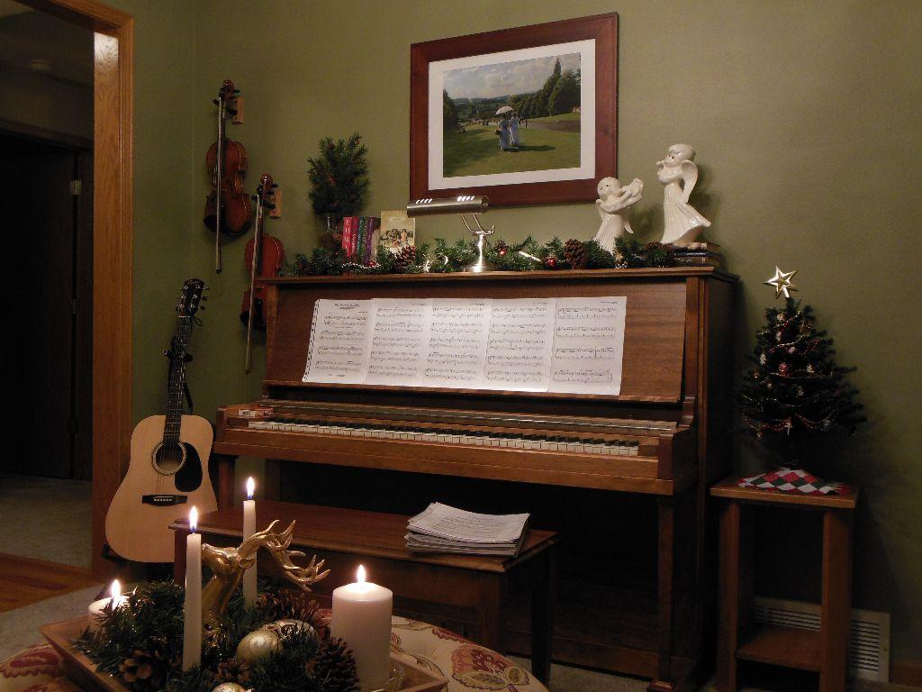 Christmas Piano 2014