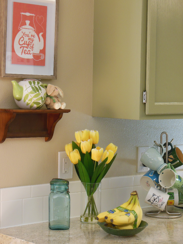 Kitchen corner spring 2015