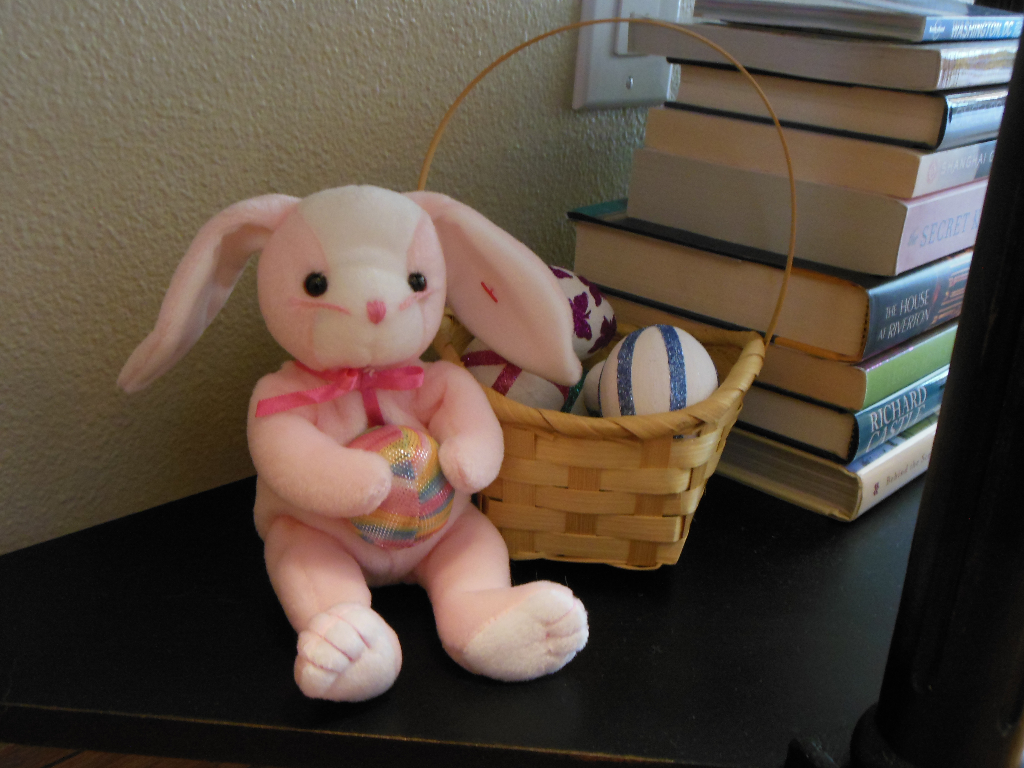 Easter Bunny & Books spring 2015