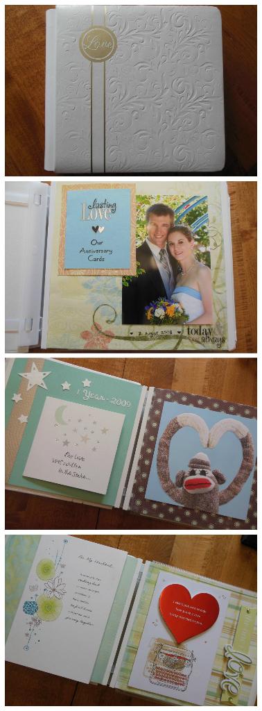 Anniversary Card Book - mjblythe.com