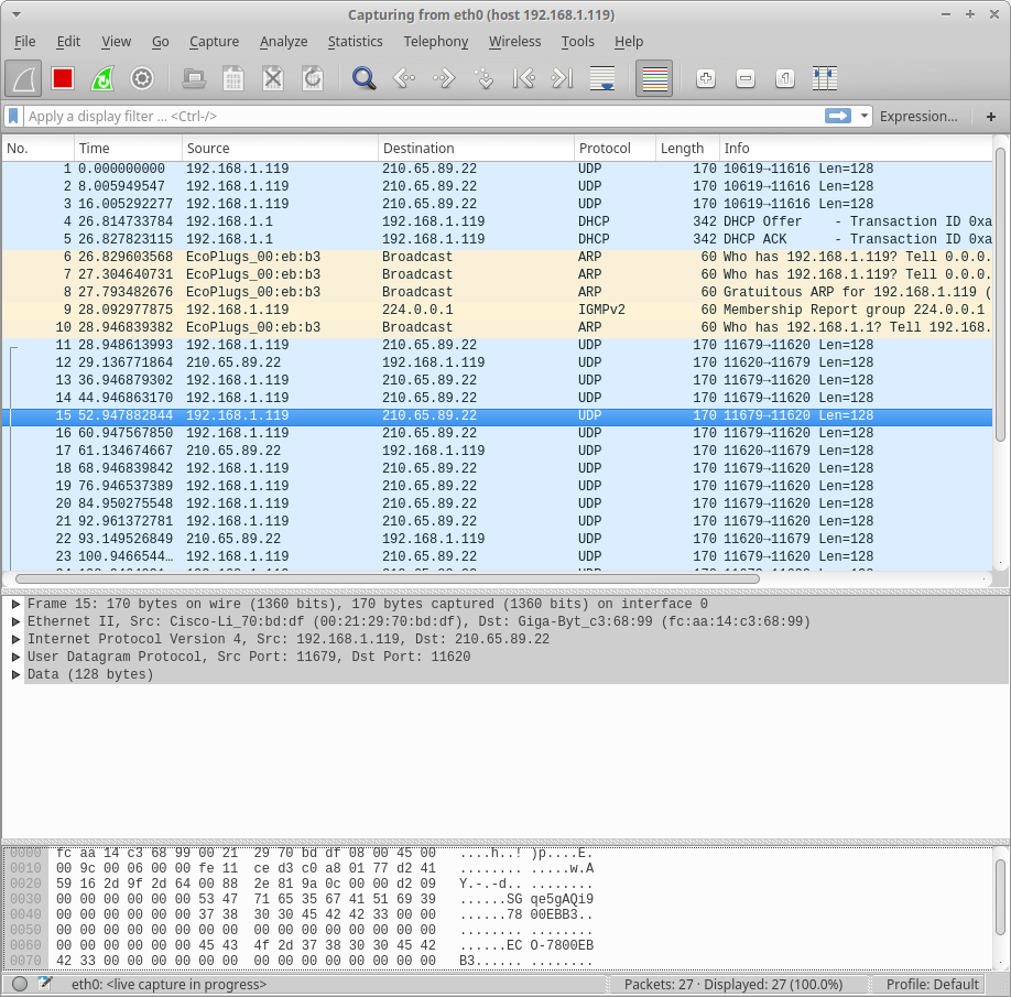wireshark-capture